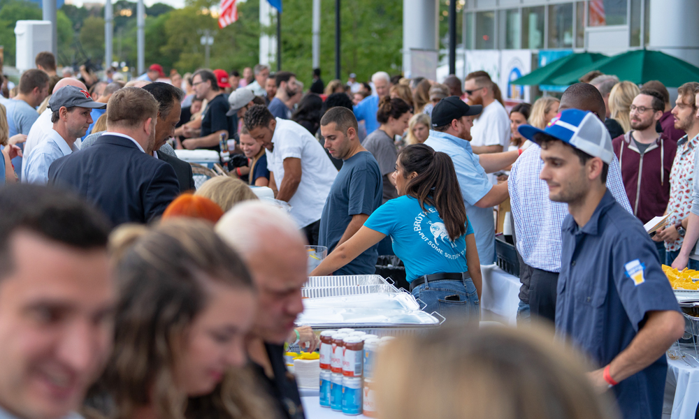 The 2nd Annual Stamford Brew & Whiskey Festival Draws a Crowd of Spirit Lovers & Connoisseurs!