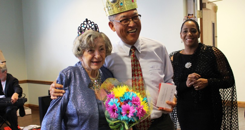 Senior Citizens Attend a Memorable Prom