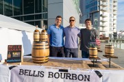 Bellis Bourbon whiskey representatives