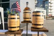 Bellis Bourbon Whiskey bottle