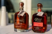 Two bottles of Jefferson's reserve whiskey