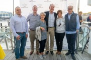 Board of Directors of New Neighborhoods at the Stamford Brew and Whiskey Festival