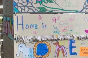 Positive Art Work At The 2016 Home Project
