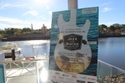 Promotion Flyer For The 2016 Jazz on The Rocks With The Water In The Background at 2016 The Jazz on The Rocks