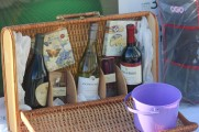 Photo of Raffle Prize Various Wine Bottles at The 2016 Jazz on the Rocks