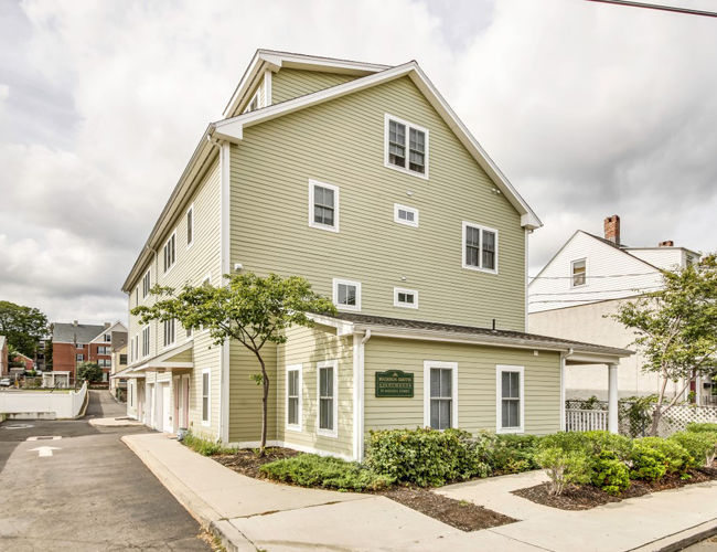 Madison Smith Apartments New Neighborhoods