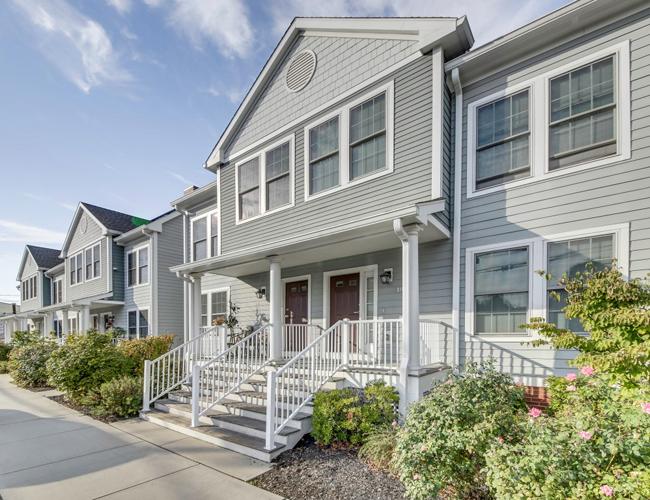 Marshall Commons Apartments New Neighborhoods