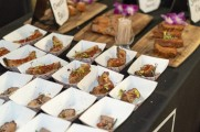 food served at 2018 stamford brew and whisket festival