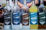 Asylum Bottles At Stamford Brew and Whiskey Festival 2017