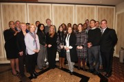 Group Photo From Waters Edge Staff Event