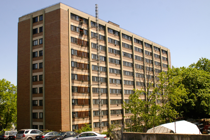 Friendship house apartments