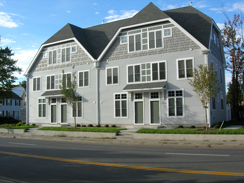 Frankling Place apartments