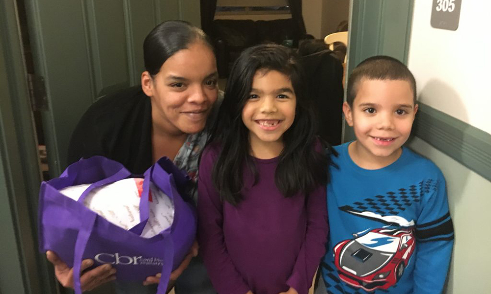 NNI's Annual Thanksgiving Turkey and Chicken Giveaway