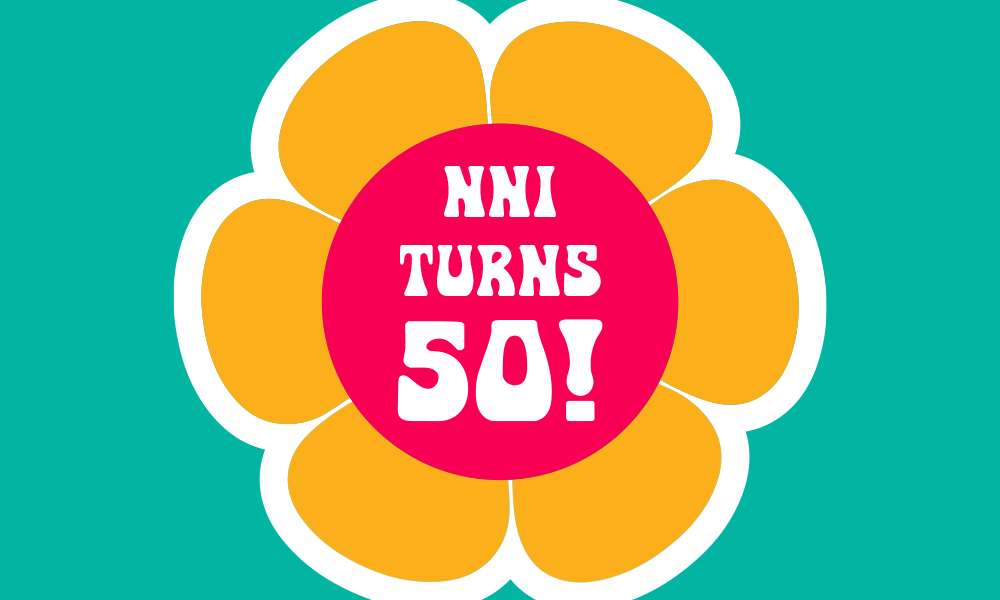 Going Gold: NNI TURNS 50!