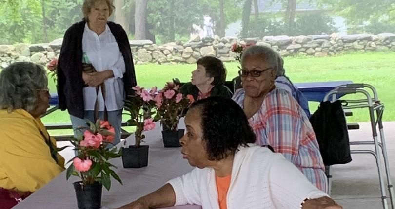 New Neighborhoods Annual Senior Sizzle