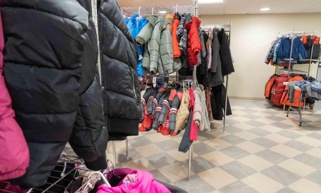 New Neighborhoods' 5th Annual Winter Warm-Up