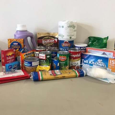 Care Package-1st bags